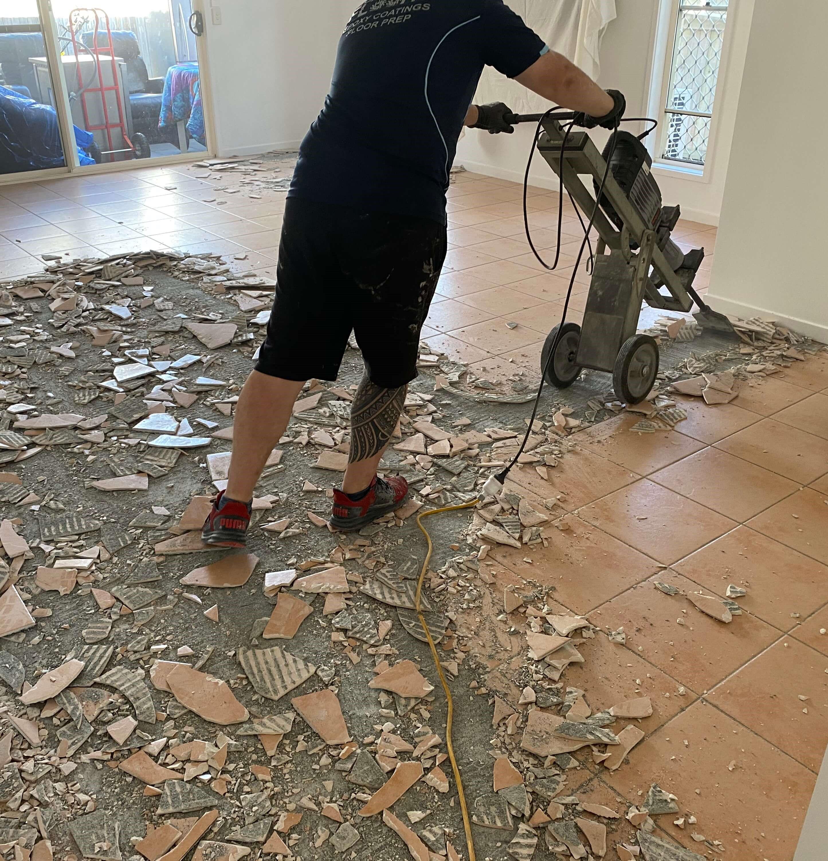 Tile Removal Brisbane