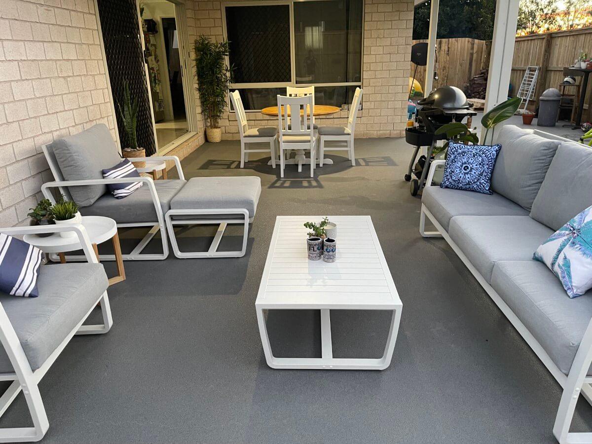 Quartz Shield Outdoor Flooring Brisbane