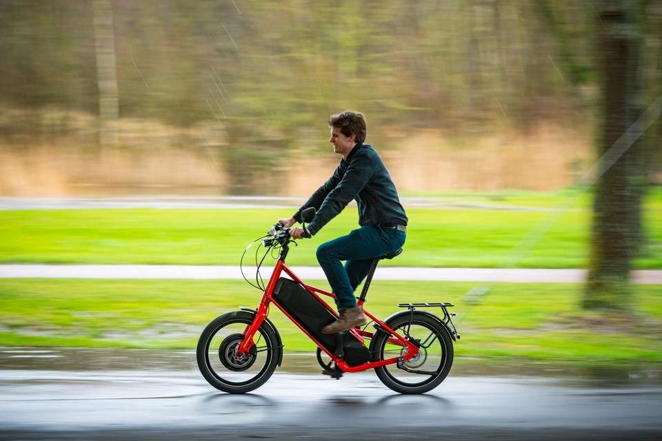 Het Belang Van Limburg - Automatic op 2 wielen