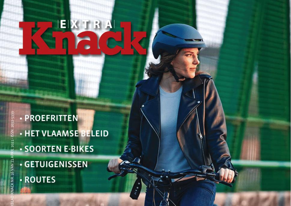 Knack Extra - Welke elektrische fiets past bij u?