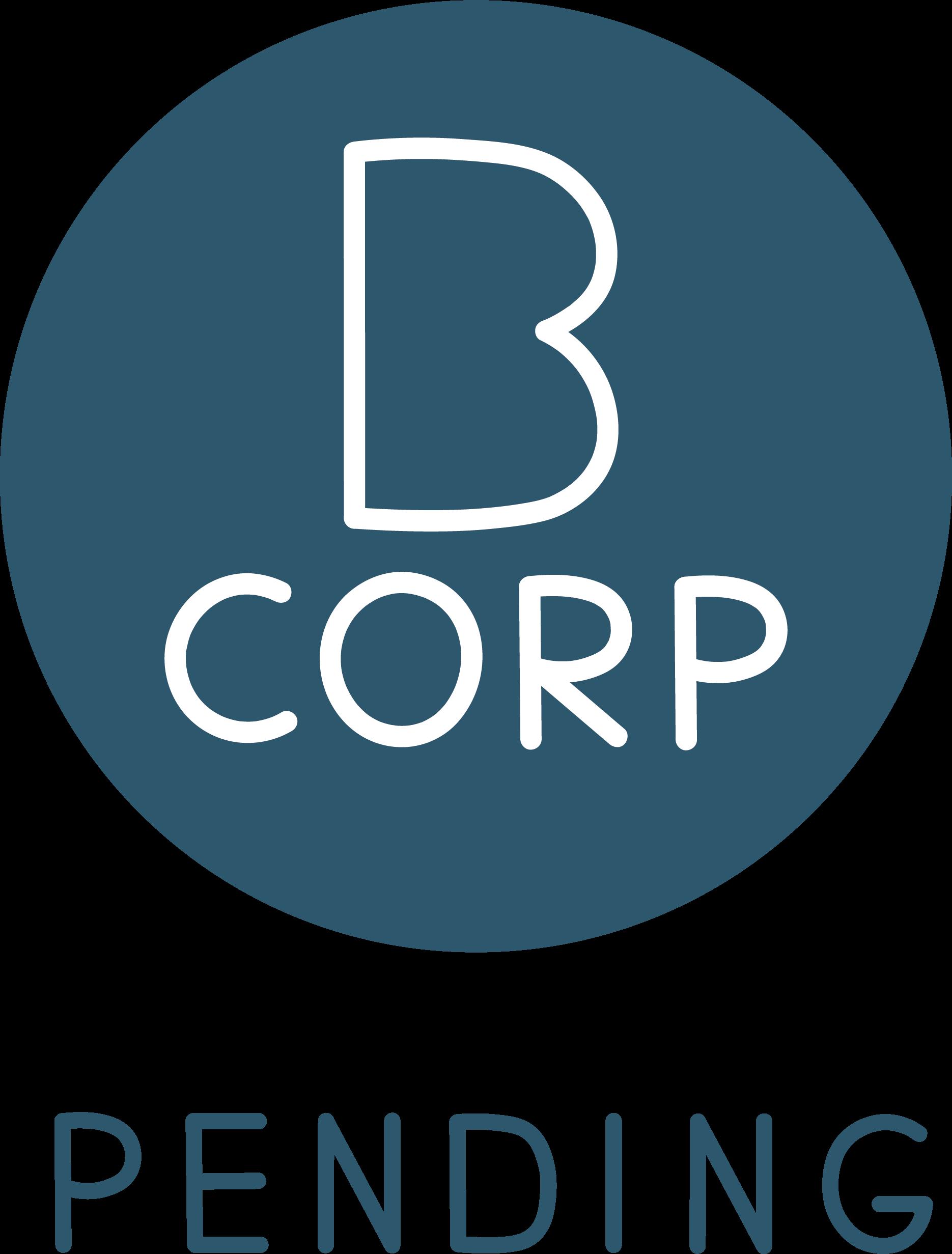 Certificación de B Corp Pending