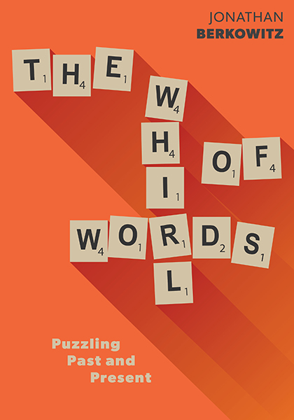 Cover image of the whirl of words by jonathan berkowitz