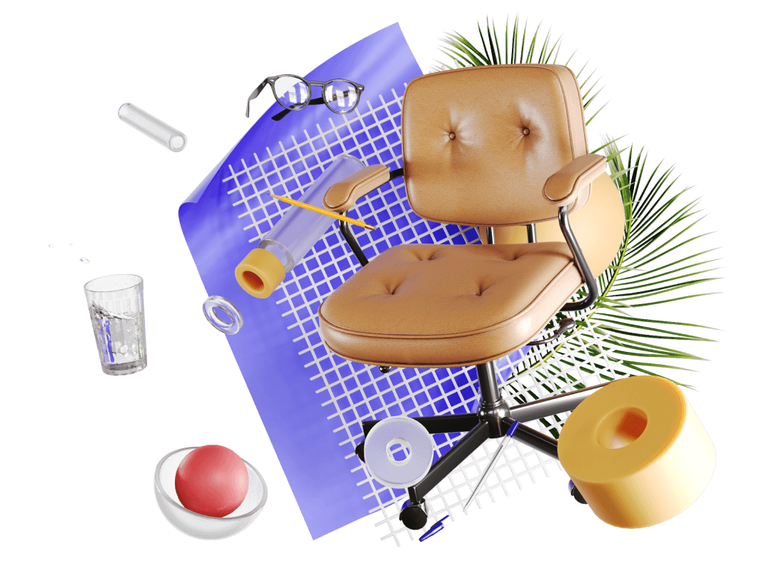 3D Renders of any product in any space