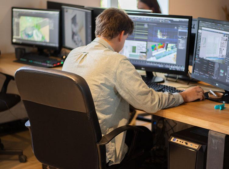 Tektura Studio Experienced Team
