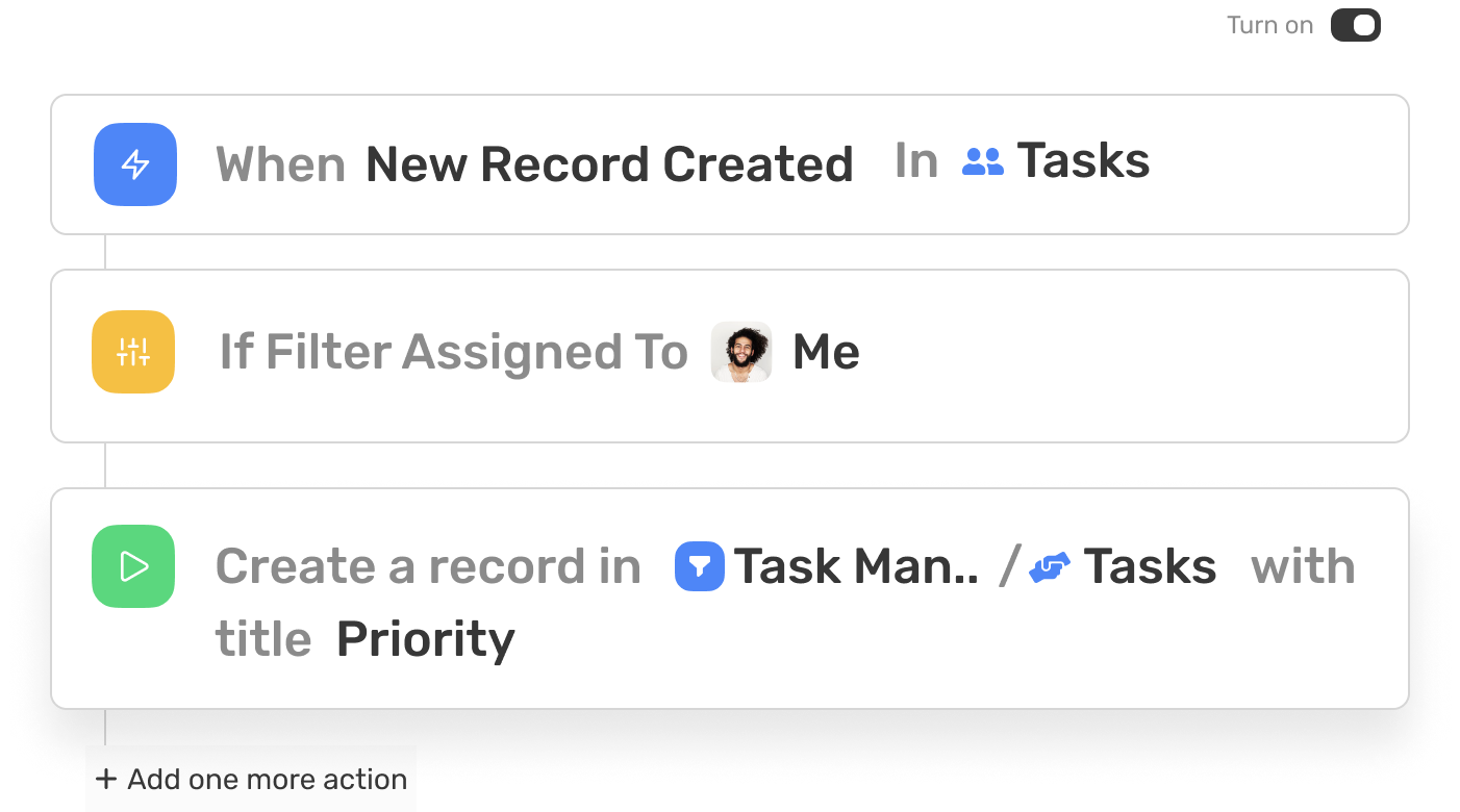 Automate Your Workflow
