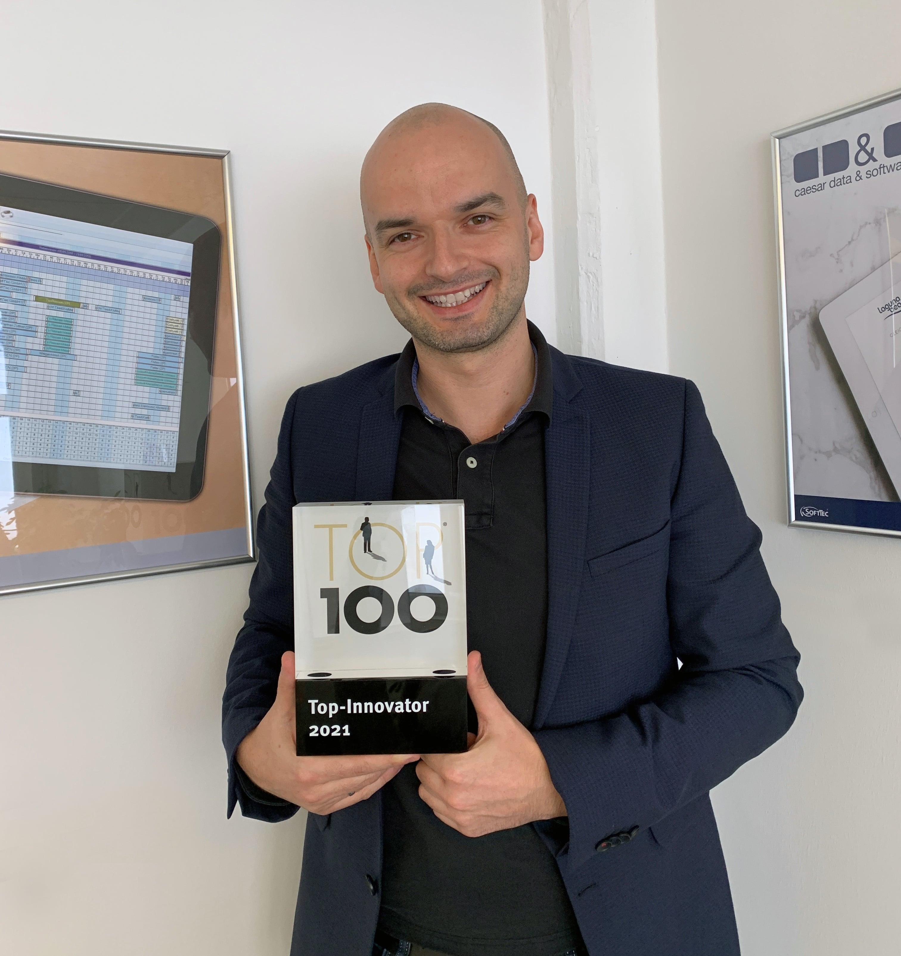 Preisgekrönte Innovationskraft: Die FORUM-Beteiligung SoftTec hat das TOP 100-Siegel 2021 verliehen bekommen. Mit dieser Auszeichnung werden besonders innovative mittelständische Unternehmen geehrt Zuvor hatte die SoftTec GmbH in einem wissenschaftlichen Auswahlverfahren ihre Innov...