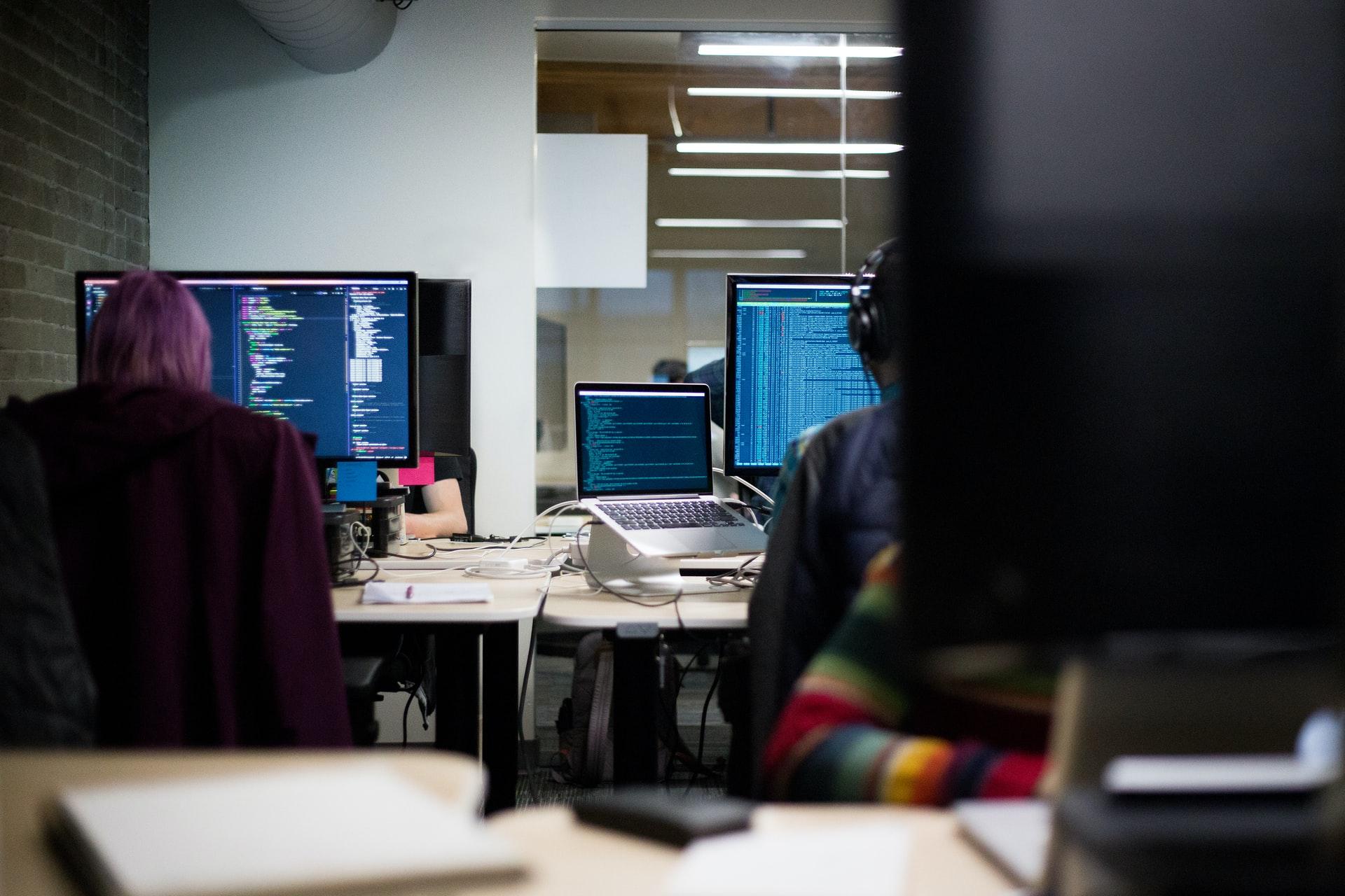 Bild von Software Unternehmen mitarbeitern
