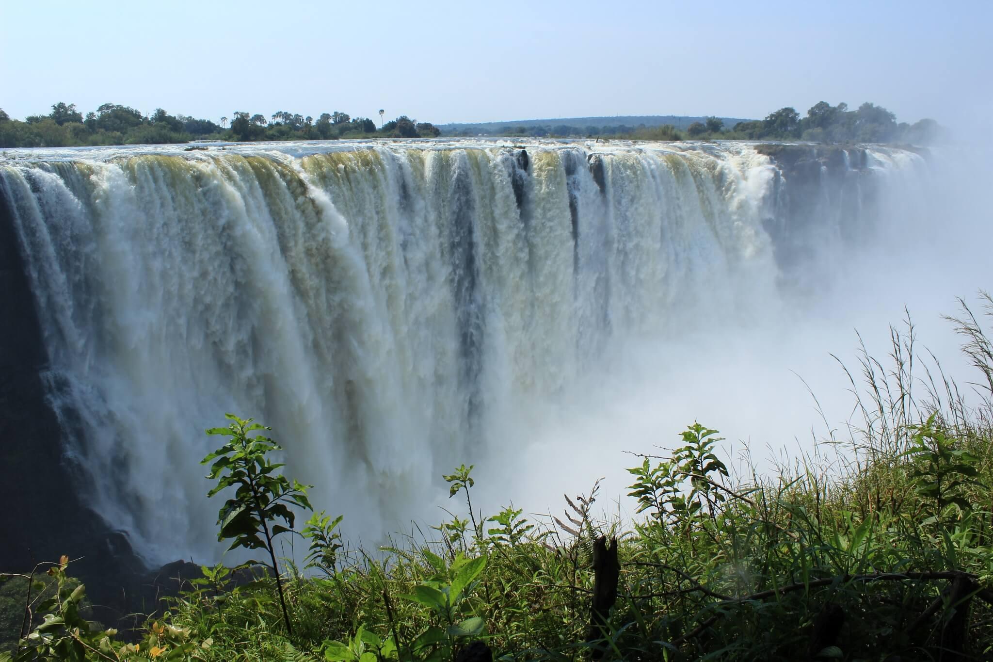 Wasserfall der die wiederkehrenden Umsätze von Abogeschäften der Beteiligungen zeigen soll.