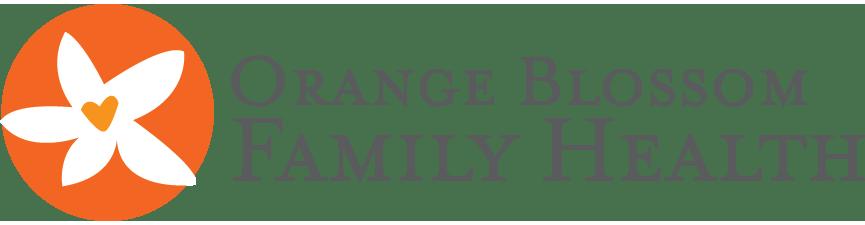 Orange Blossom Family Health logo