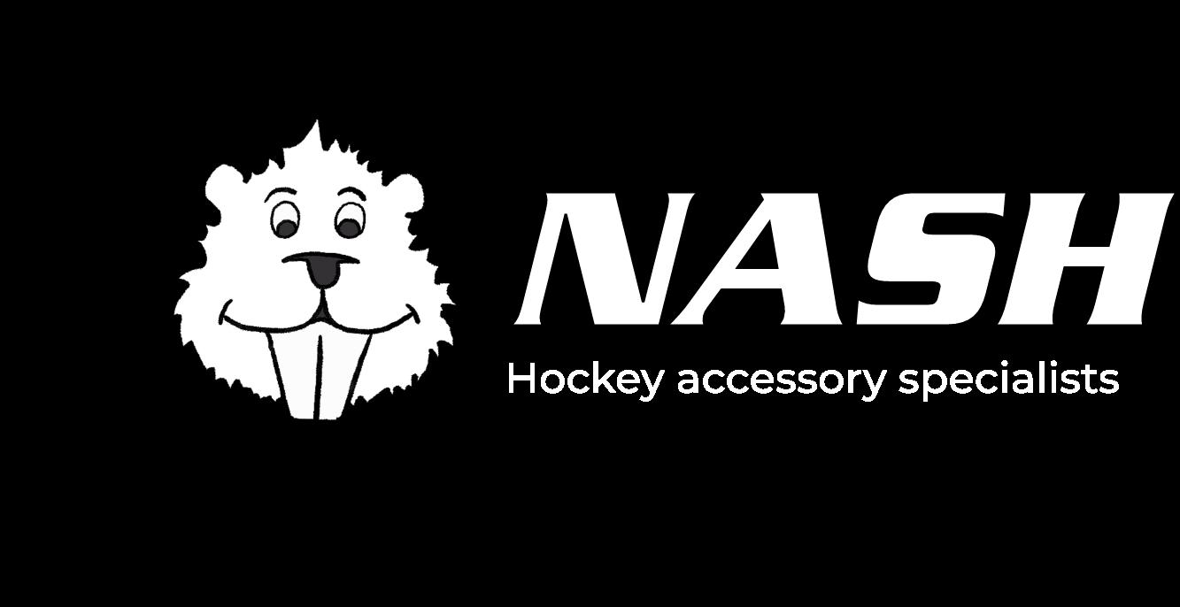 Nash Sports logo white