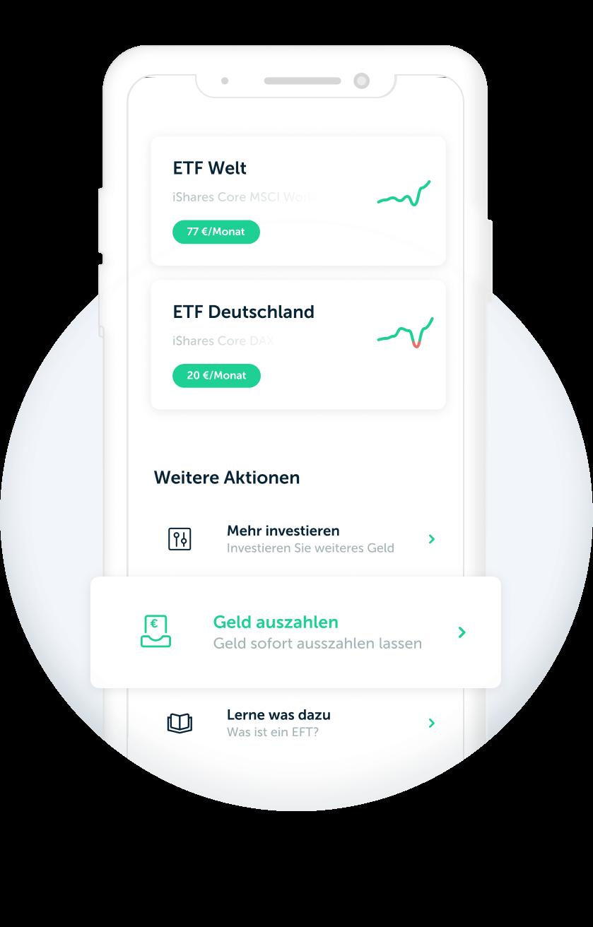 Smartsaver App Geldanlage