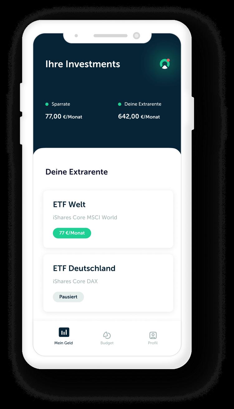 Smartsaver App Investments