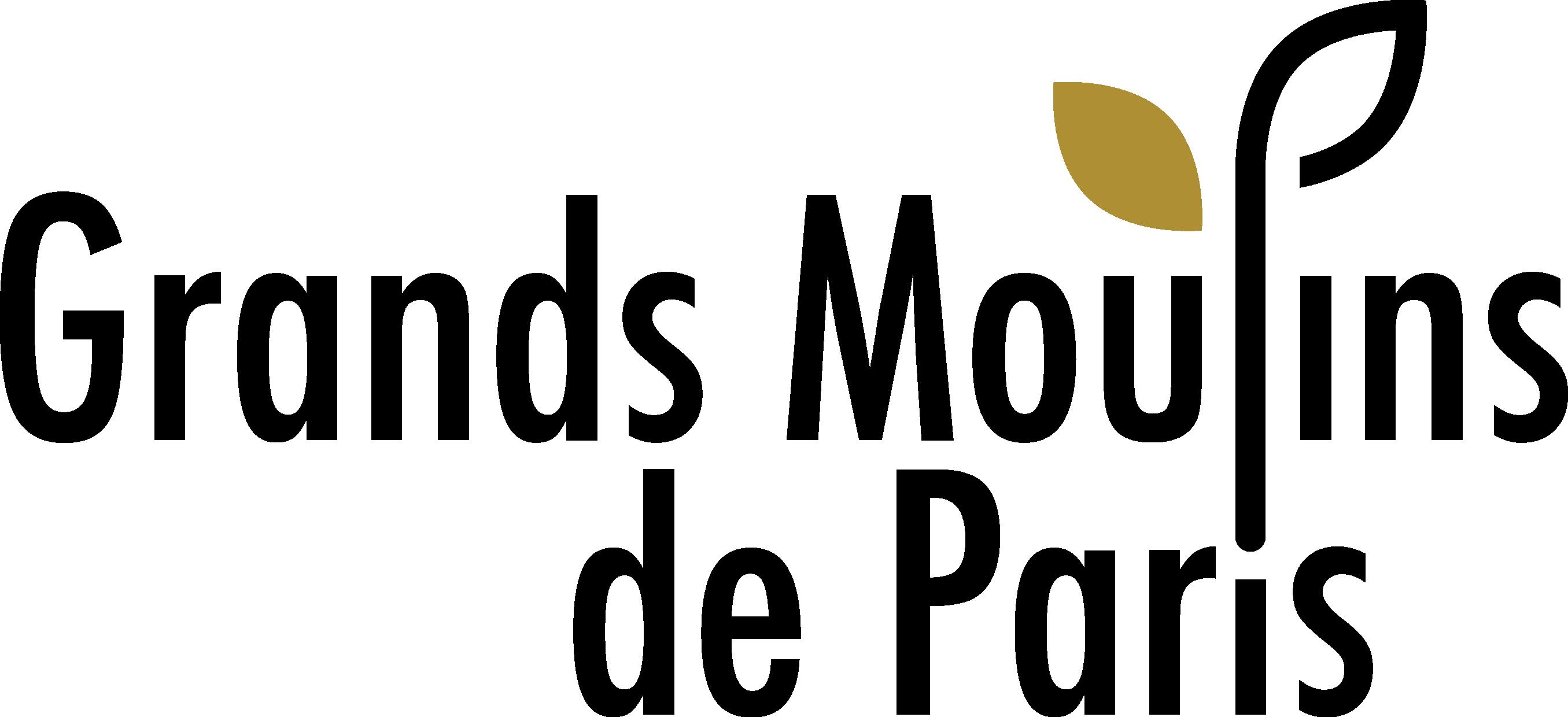 Déstockage SILO - clients - Logo Grands Moulins de Paris