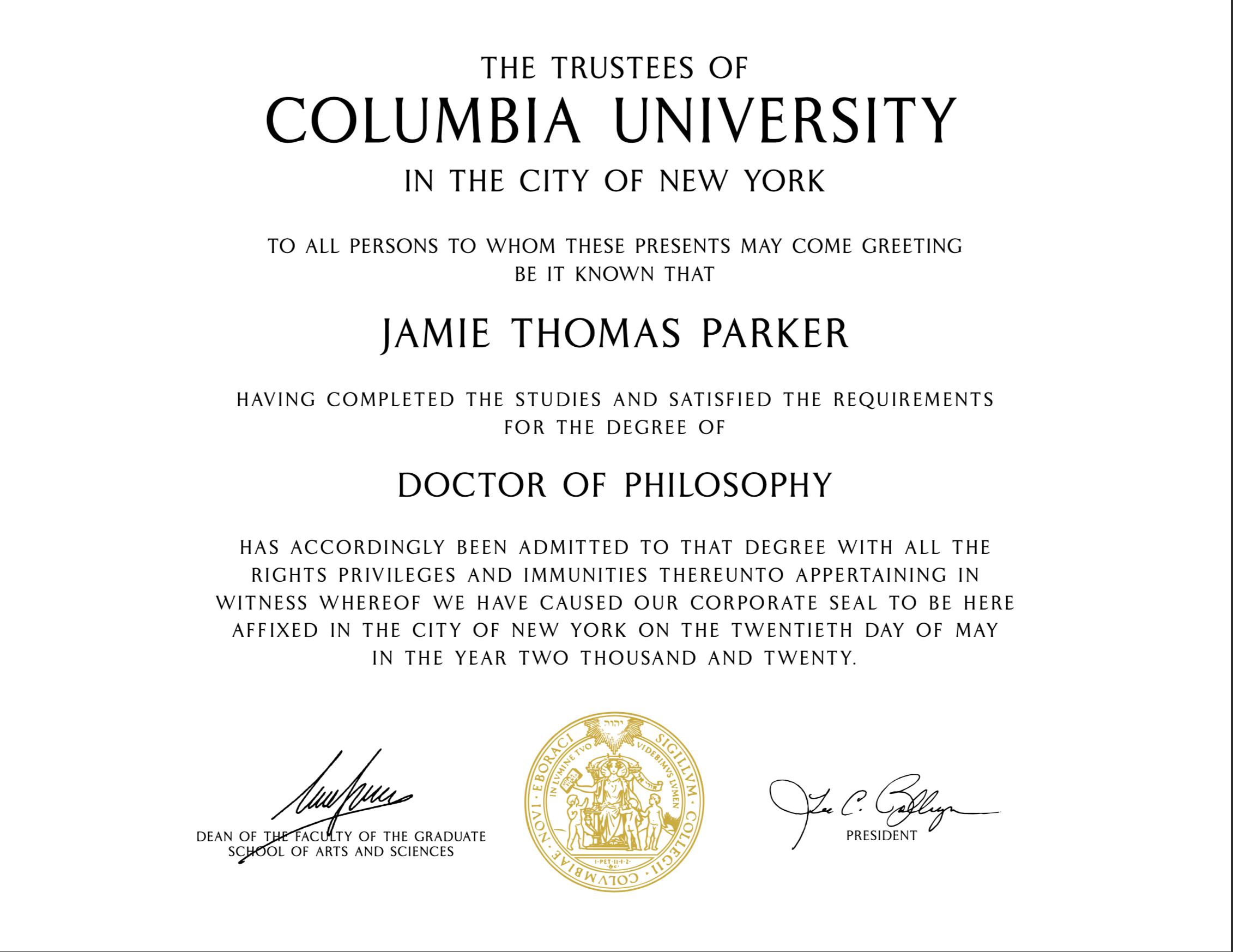 How Me O'clock helped me get a Phd