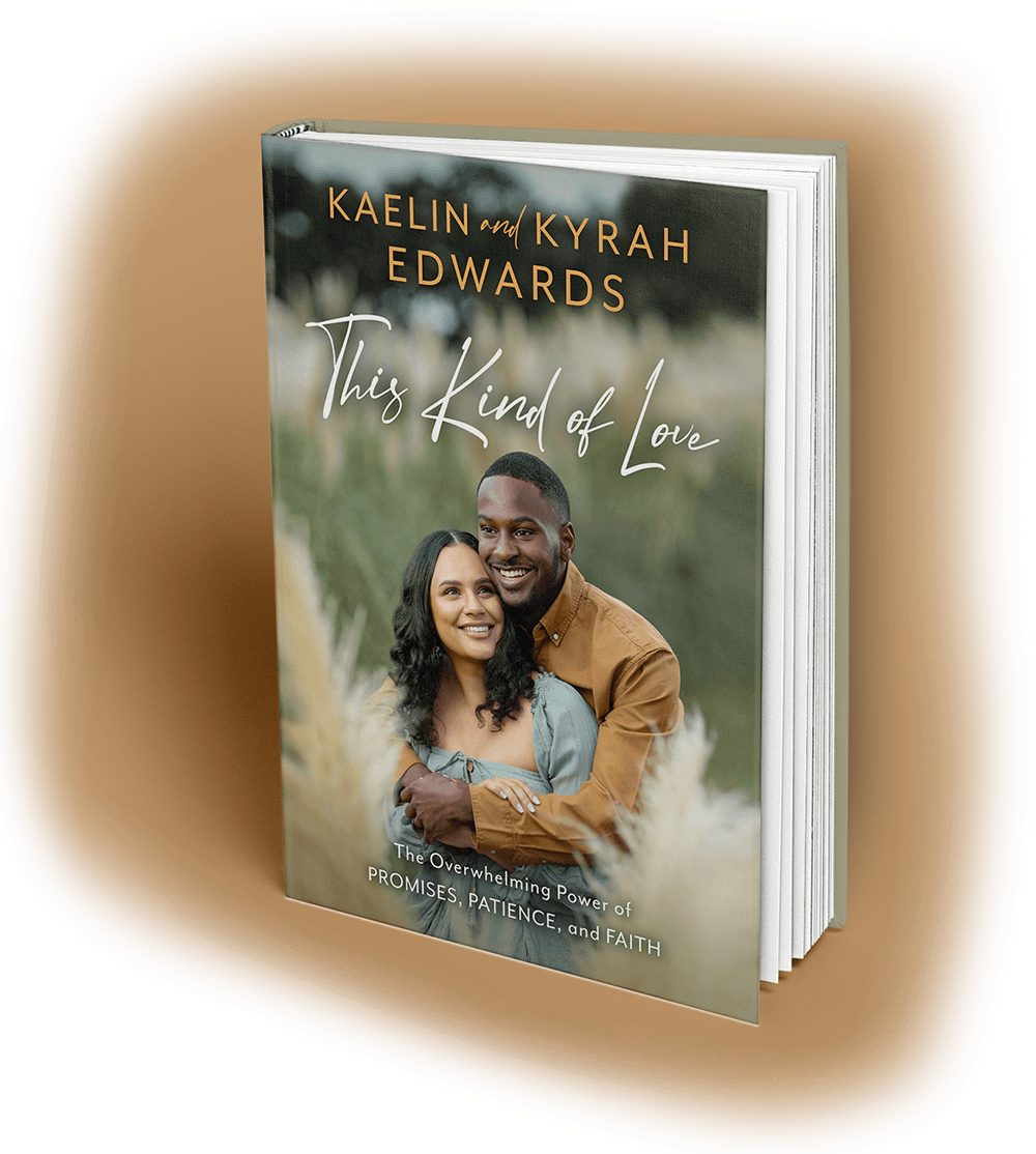 This Kind of Love Book by Kaelin & Kyrah.