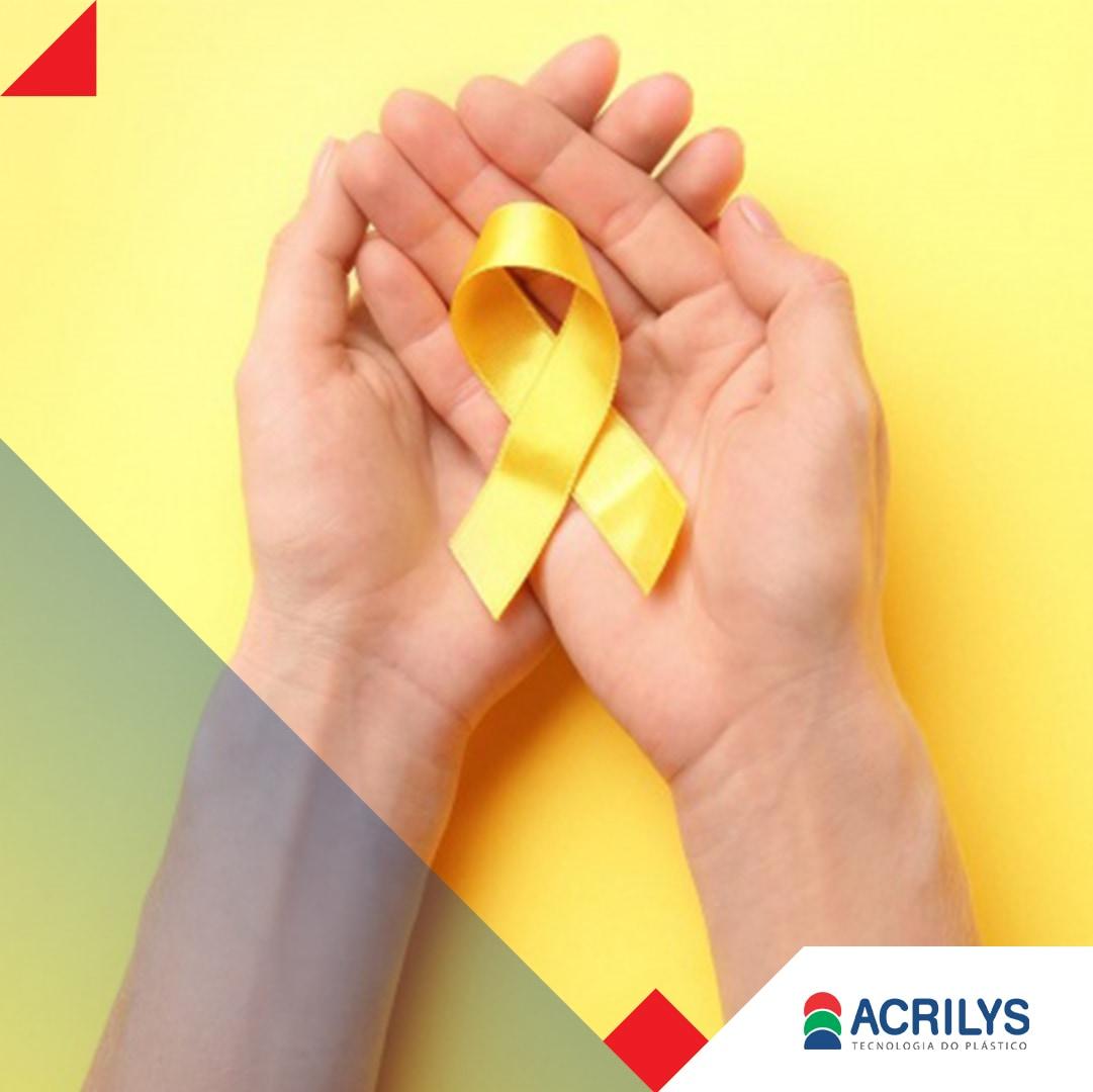 Setembro Amarelo - Toda vida importa!