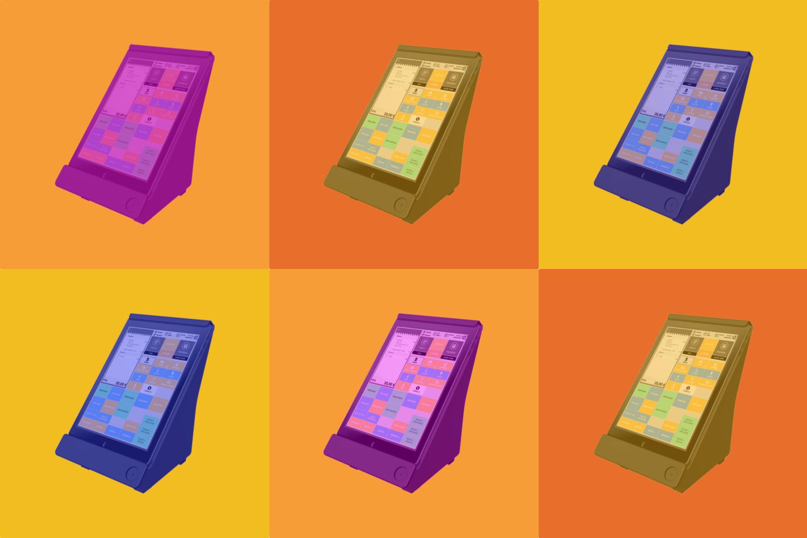 Cashpad New Design Color