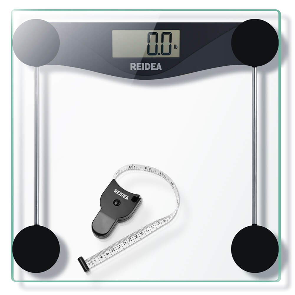 Manual for REIDEA HG2032 Body Weight Bathroom Scale