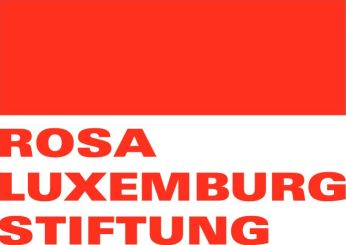 Logo: Rosa Luxemburg Stiftung