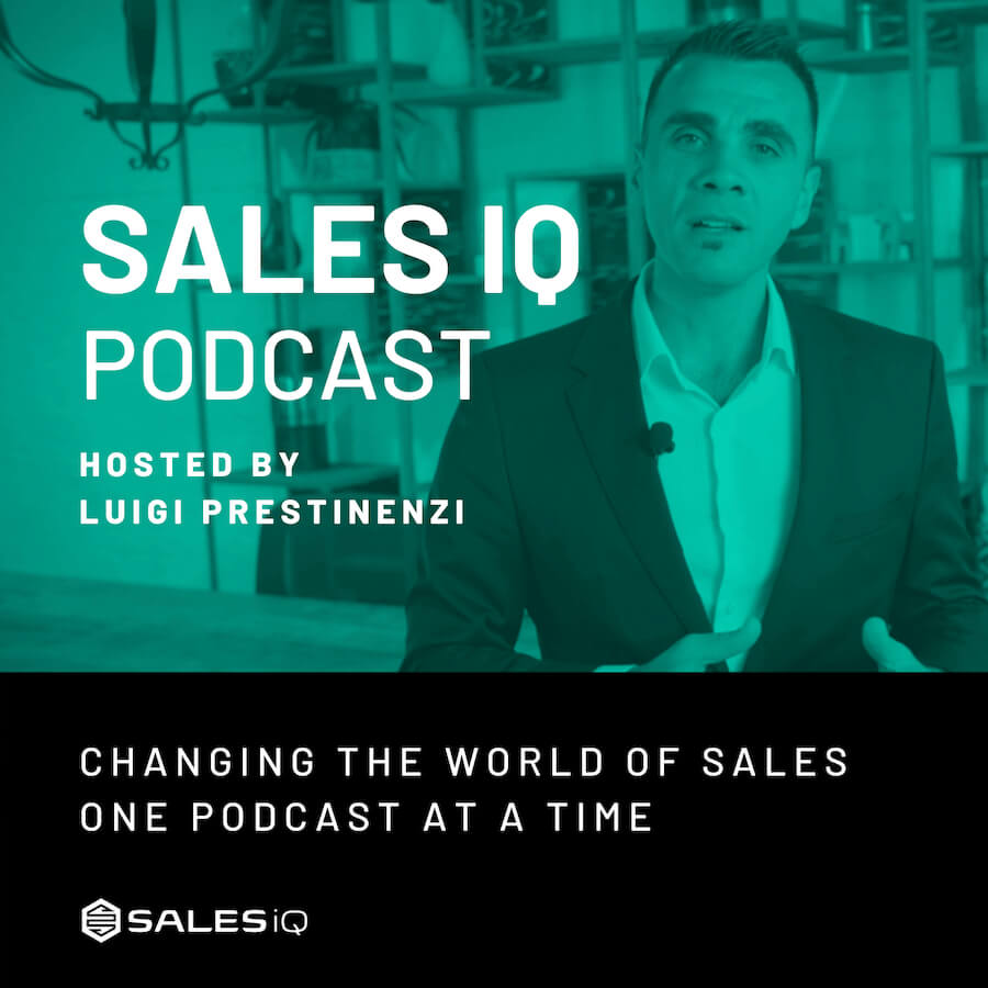 The Sales IQ Podcast