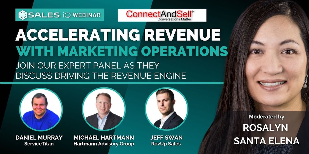 Accelerating Revenue with Marketing Operations