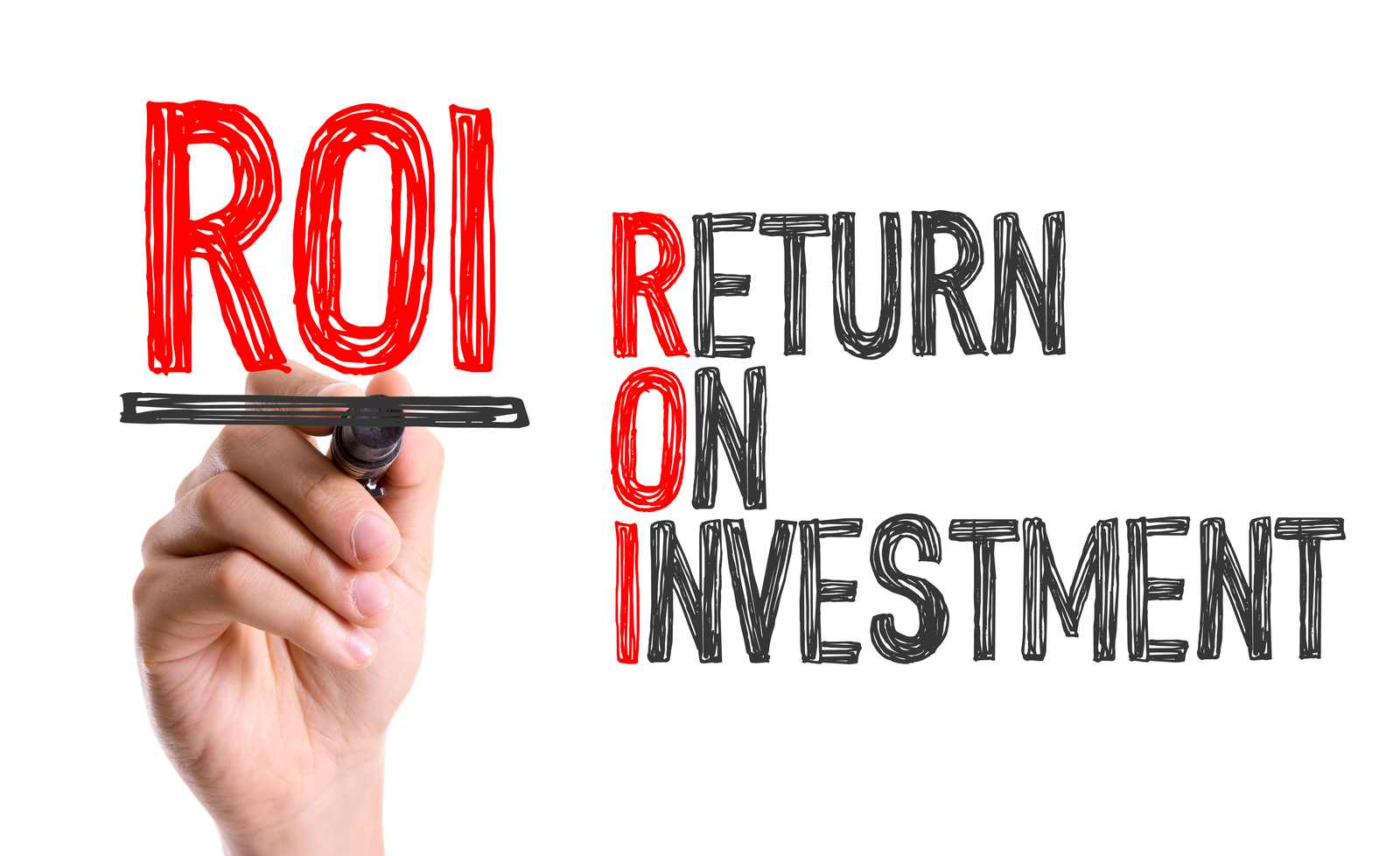 The ROI on eLearning