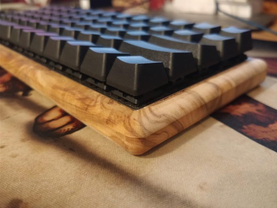 Life as a Keyboard