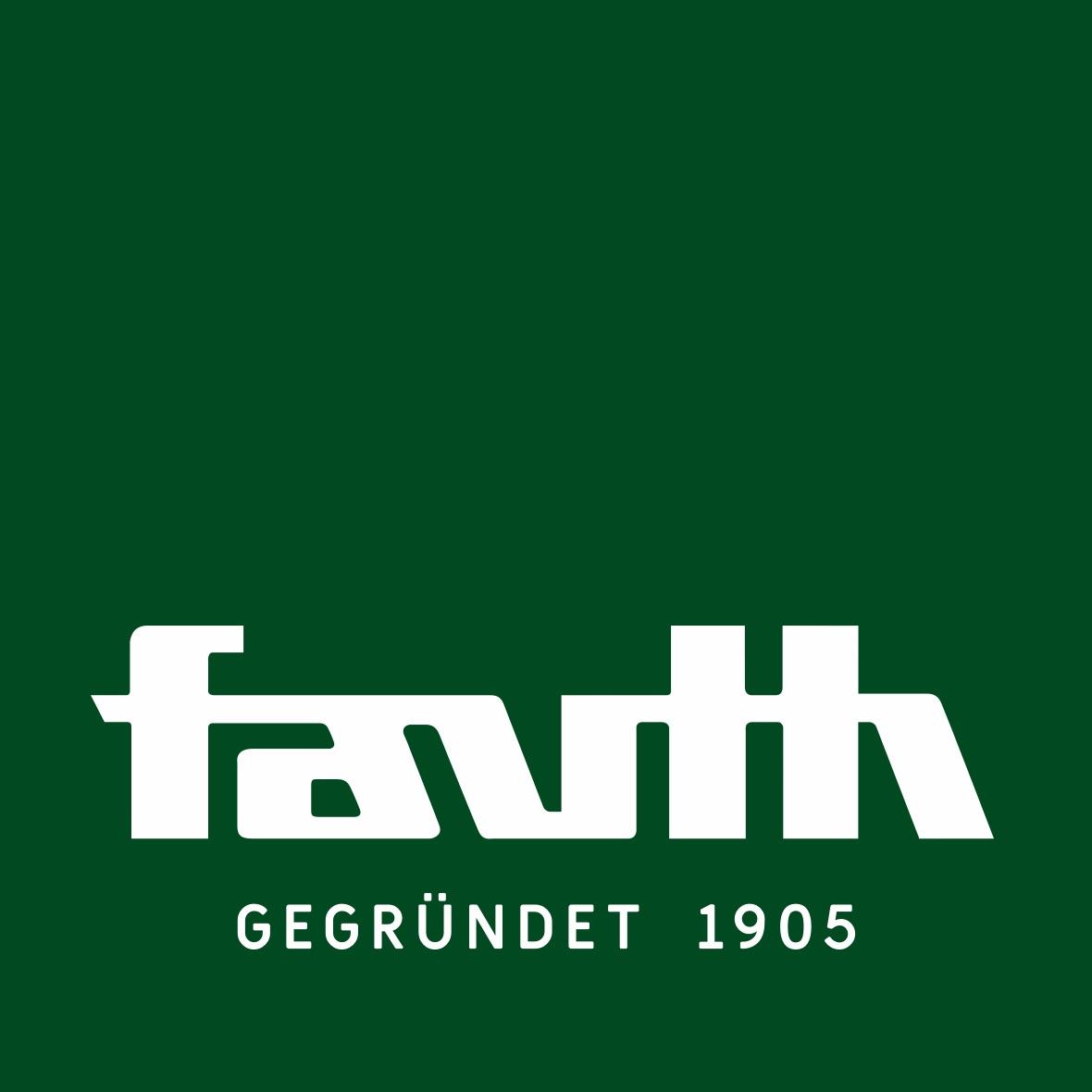 Fauth Chemie – neues Logo (Logorelaunch)