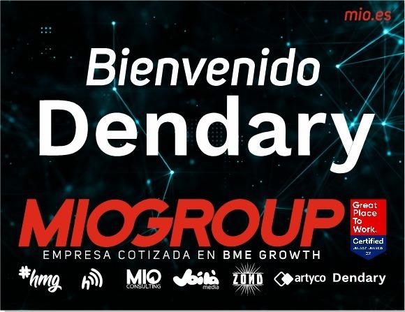 Nueva etapa en Dendary: crecemos con MioGroup