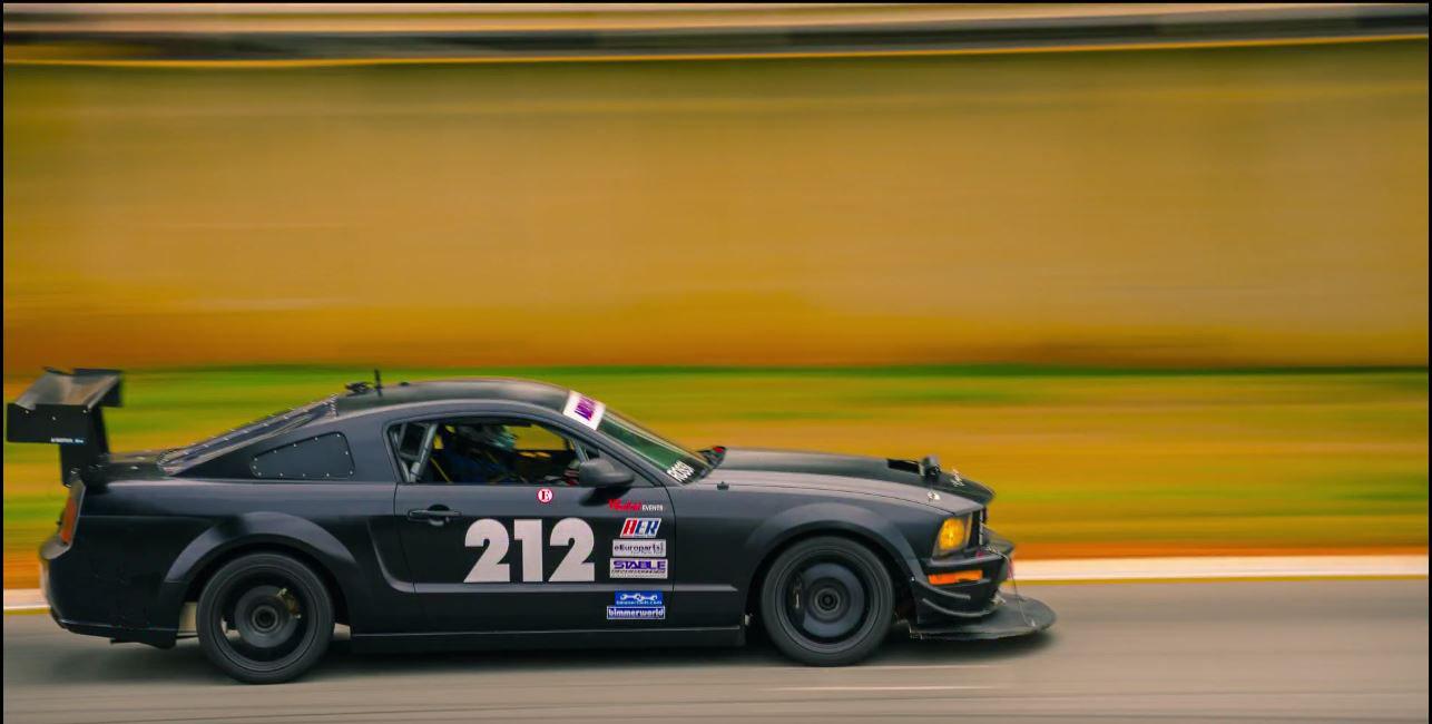 Olaaf Rossi Racing at Road Atlanta