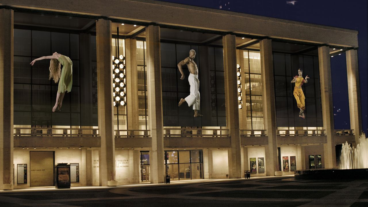 Lincoln Center- Slow Dancing