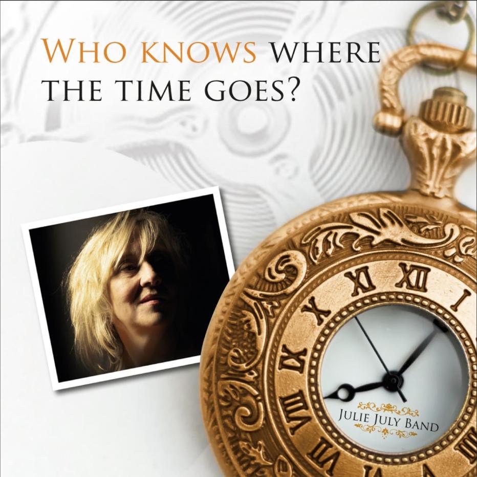 Julie July -Sandy Denny Album Cover
