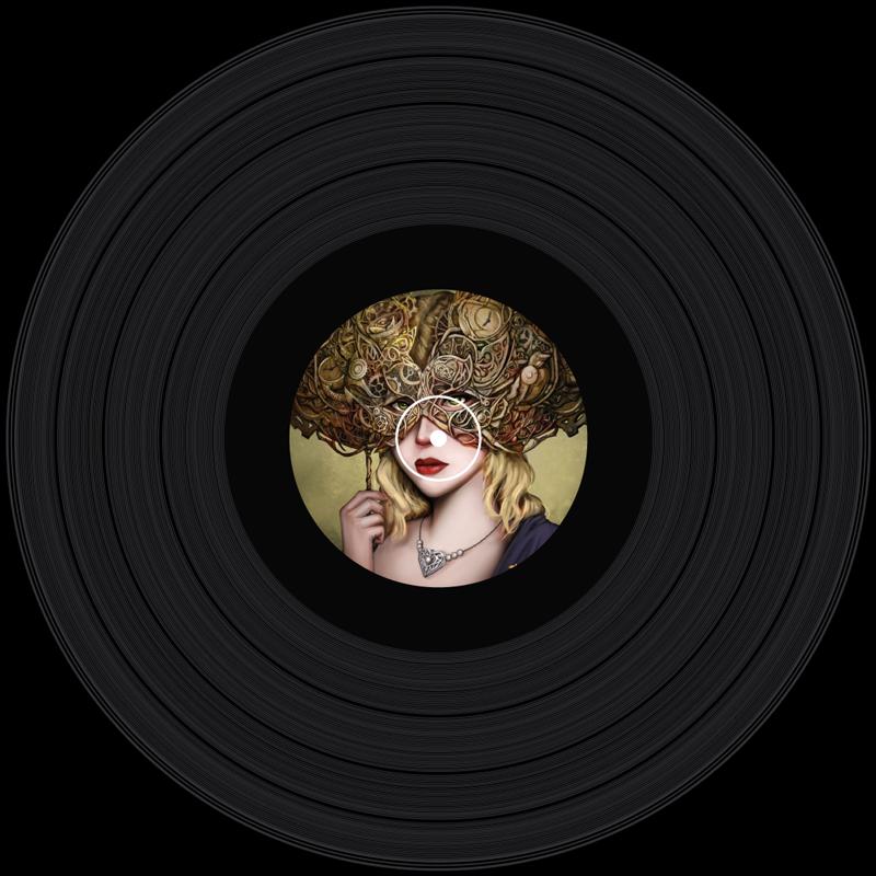 Julie July - Album Cover image