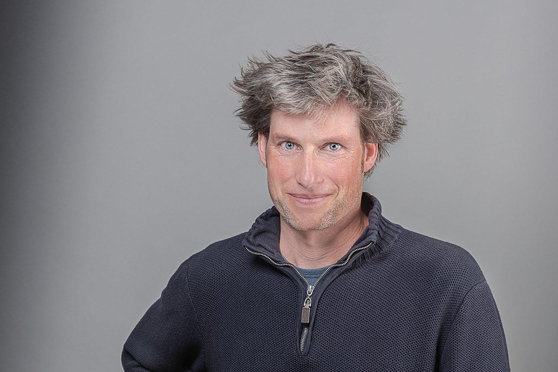 Portrait EL Tech HF Benedikt Kammermann