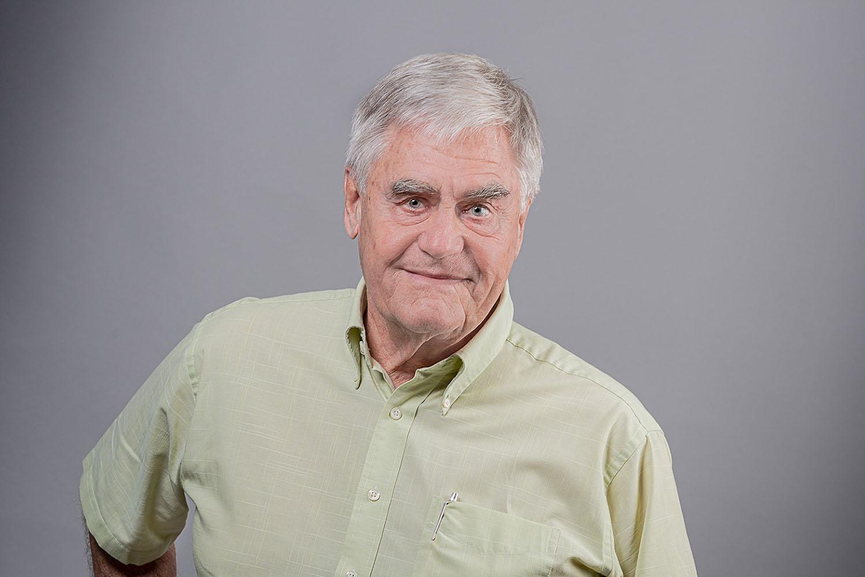 Portrait Prof em Dr Ing ETH/sia Hans-Olivier Schiegg