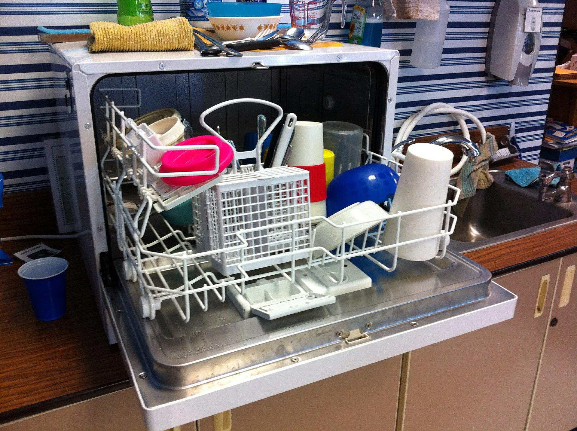 Motivating example — unloading your dishwasher