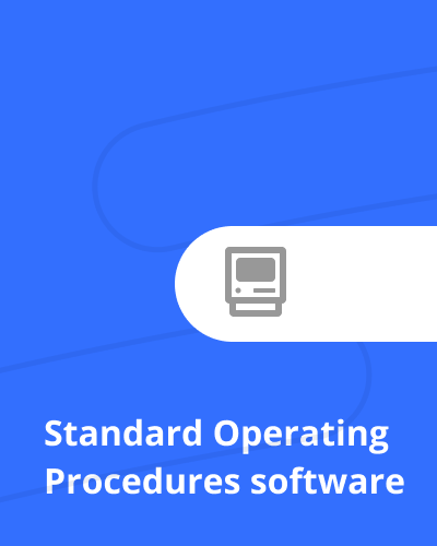 Finding Standard Operating Procedures software that's right for you can be tough. This unmissable guide will help you find a tool to fit your unique needs.