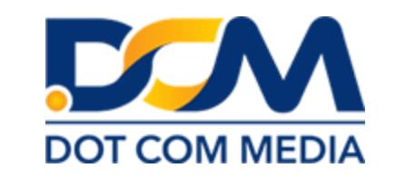 Dot Com Media logo