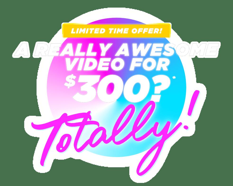 ten18films $300 video promo image