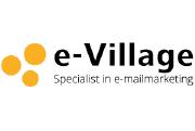 logo: e-village