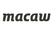 logo: macaw