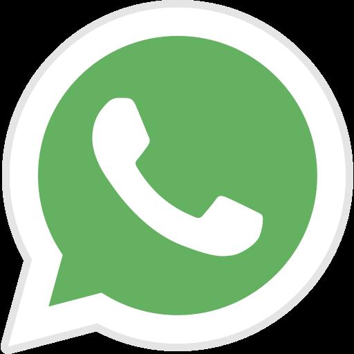 Whatsapp Chat icon on MOSTLI Website.