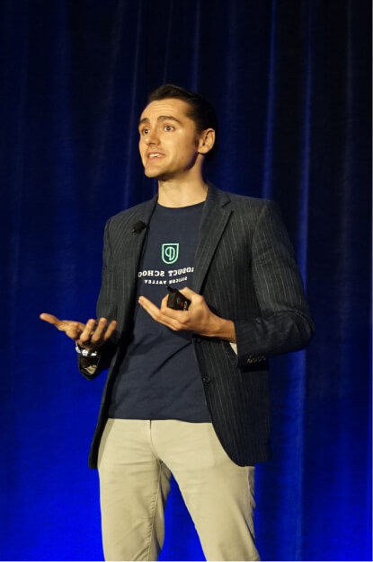 Speaker at a Corporate Conference or Speaking Event