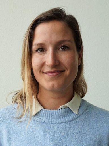 Portrait of Dana Blom, Technology Consultant