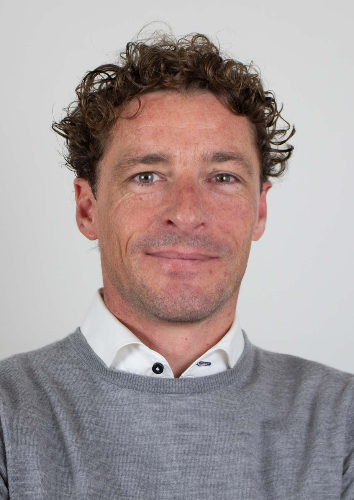 Portrait of team member Pim Bongers