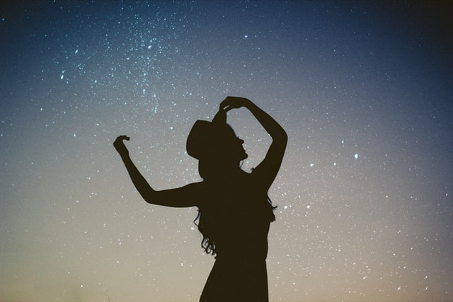 To Dance Beneath the Diamond Sky