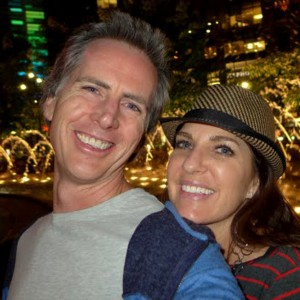 Larry and Janet French