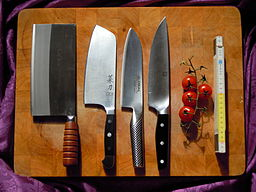 Different Chef Knives