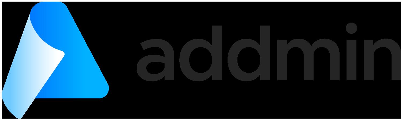 Addmin logo horizontal