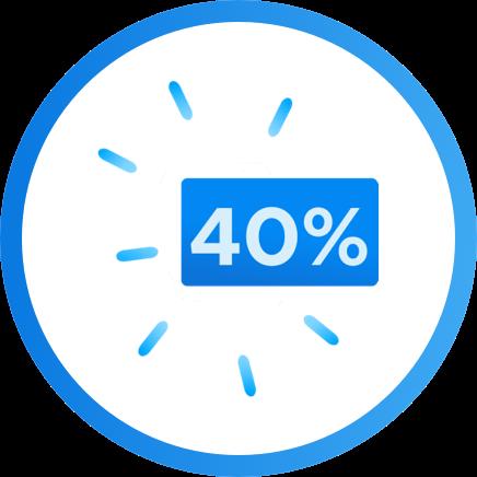 discount premium icon